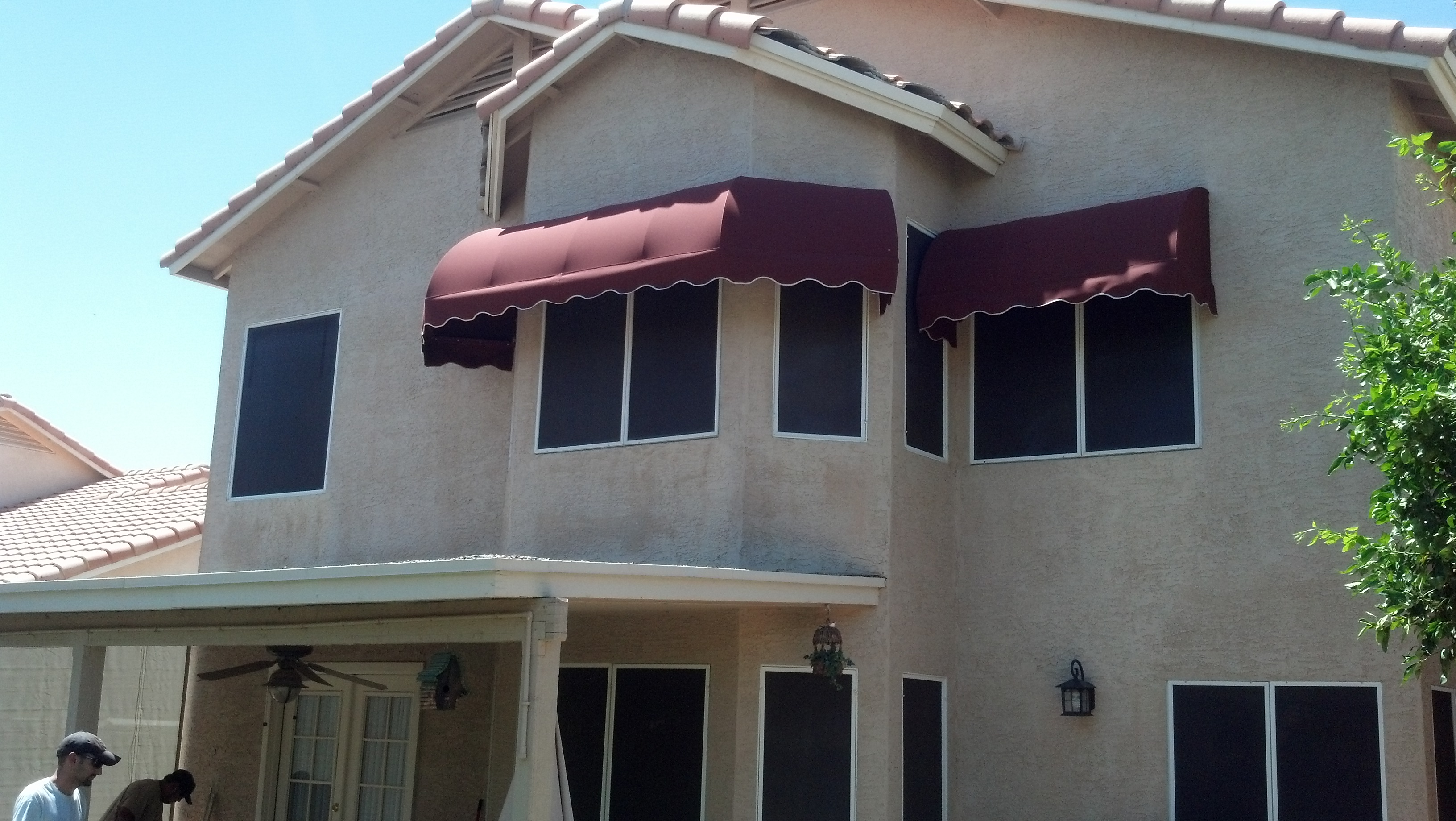 out black retractable all awnings roll image awning