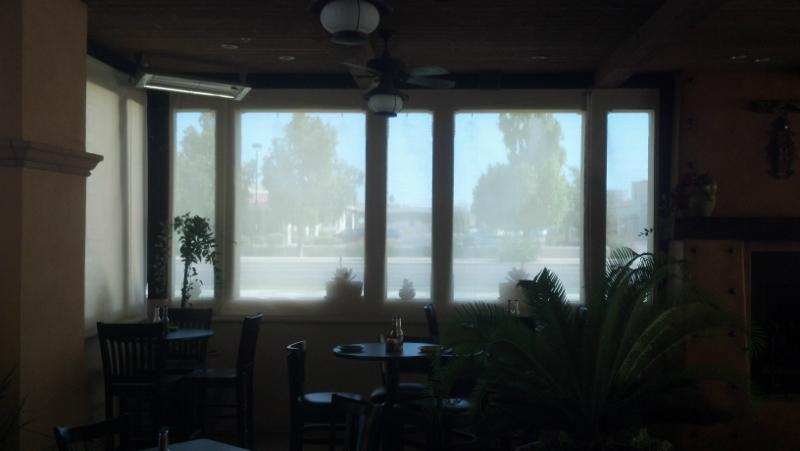Phoenix Roll Curtains Phoenix Custom Window Roll Curtain