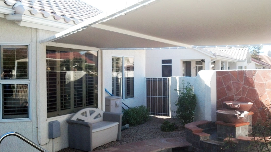 Phoenix Shade Structures Custom Installer Repair